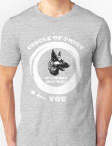 CIRCLE OF TRUST MY GERMAN SHEPHERD T-Shirt
