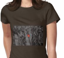 Forgotten Tomato Womens Fitted T-Shirt