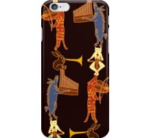 Medieval Bestiary Band  iPhone Case/Skin