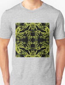Yellow Jacket Swarm Unisex T-Shirt