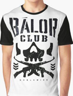 Balor Bullets Black Graphic T-Shirt