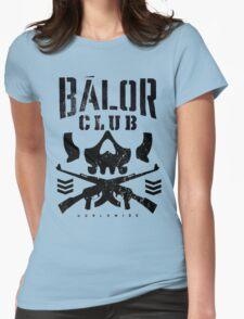Balor Bullets Black Womens T-Shirt