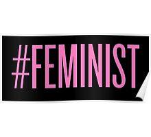 #FEMINIST Poster