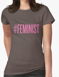 #FEMINIST Womens Fitted T-Shirt