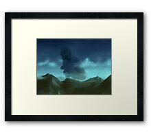 Returnal Framed Print