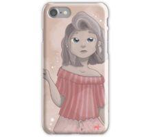 """""""Peach"""" iPhone Case/Skin"""