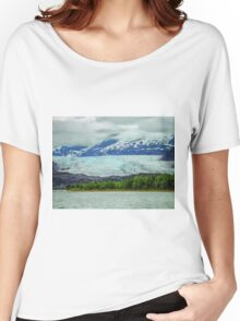 Medenhall Glacier Women's Relaxed Fit T-Shirt