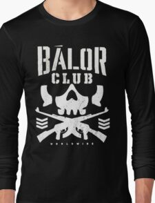 Balor Bullets White Version Long Sleeve T-Shirt