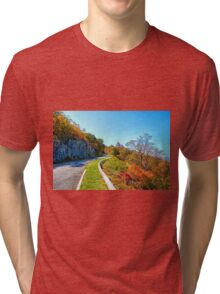 Blue Ridge Drive Tri-blend T-Shirt