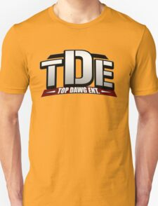 Top Dawg Entertainment - TDE - Kendrick Lamar School Boy Q Unisex T-Shirt
