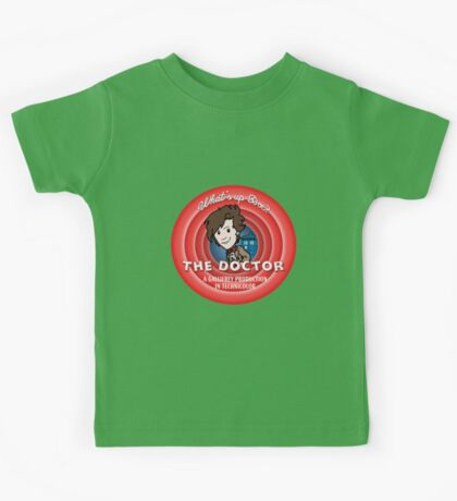 What's Up Doctor? Kids Tee