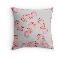 Pigmy Pink Throw Pillow