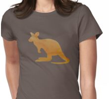Kangaroo Womens Fitted T-Shirt