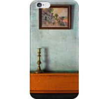 Antique Mantelpiece Still Life iPhone Case/Skin
