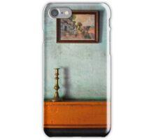Antique Mantelpiece Still Life iPhone Case/Skin