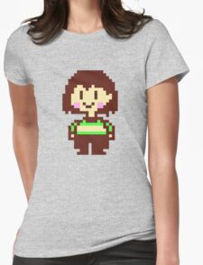 Undertale Chara Womens Fitted T-Shirt