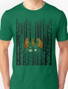 Bears Picnic T-Shirt