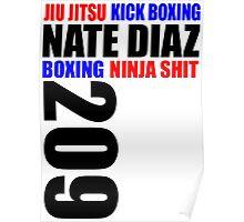 Nate Diaz Poster