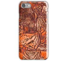 Shaolin Monk - Tai Chi Master 6 (2008) iPhone Case/Skin
