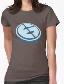 EG - Evil Geniuses Vector Logo  Womens Fitted T-Shirt