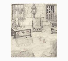 The Drawing Room In The Medieval Castle Unisex T-Shirt