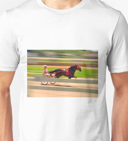 At the Races Unisex T-Shirt