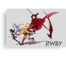 RWBY - This Will Be the Day Canvas Print