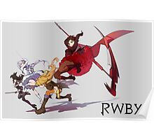 RWBY - This Will Be the Day Poster