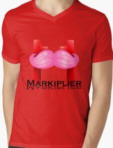 Markiplier Warfstach Mens V-Neck T-Shirt