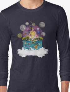 Blow Me Nature Long Sleeve T-Shirt