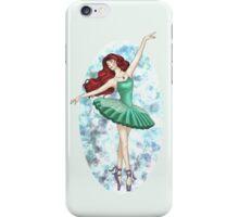 Ariel - Ballerina iPhone Case/Skin