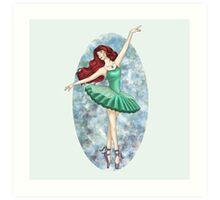 Ariel - Ballerina Art Print