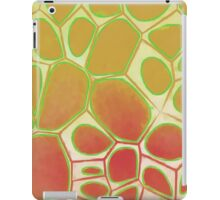 Cells Abstract Five iPad Case/Skin