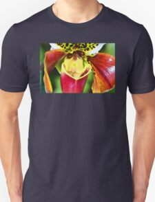 Bold Flower Art - Intimate Orchid 6 - Sharon Cummings Unisex T-Shirt