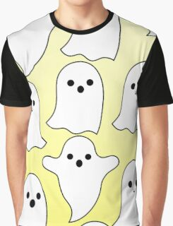 yellow pastel ghosts Graphic T-Shirt