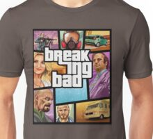 GTA 5 Style, Breaking Bad art! Unisex T-Shirt