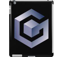 GameCube Logo (Without Text) iPad Case/Skin