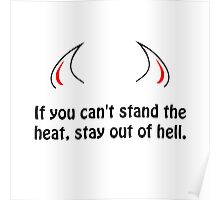 Stay Out Of Hell Poster