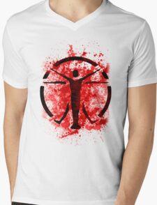The Institute Mens V-Neck T-Shirt