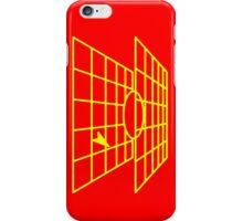 Millenium Targeting Screen iPhone Case/Skin
