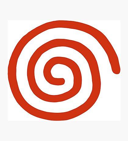 Dreamcast Logo (No Text) Photographic Print