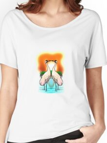 Whooping Crane Women's Relaxed Fit T-Shirt