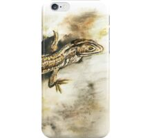 Brianag, the Ancient Lizard iPhone Case/Skin