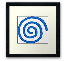 Dreamcast Logo (European; No Text) Framed Print