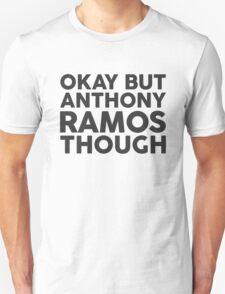 Anthony Ramos tho. Unisex T-Shirt