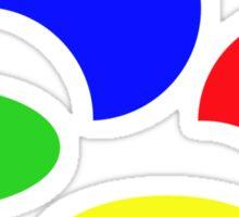 Super Famicom Logo Sticker