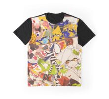Splatoon - Time for Fun Graphic T-Shirt