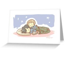 Goodnight Greeting Card
