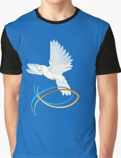 The Dove Of Peace Graphic T-Shirt