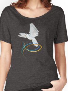 The Dove Of Peace Women's Relaxed Fit T-Shirt